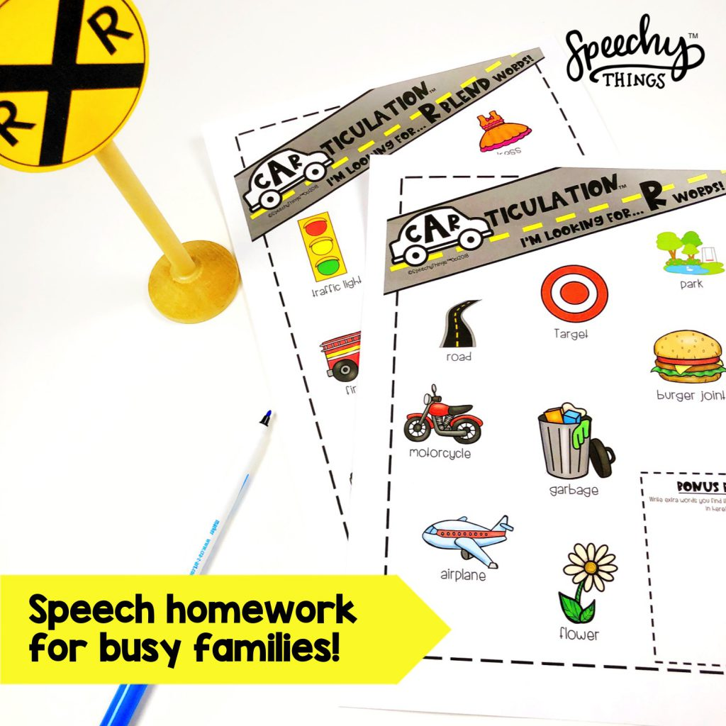 image of carticulation, speech therapy articulation activities